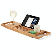 Bambusi Bamboo Bathtub Caddy