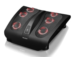 Belmint 18-Node Deep Kneading Shiatsu Foot Massager with Switchable Heat & Easy-To-Use Toe Control