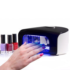 Belmint Professional Gel Polish LED Nail Dryer Lamp - Safer Than UV Lamps