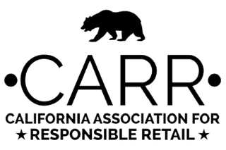 California Association For Responsible Retail logo