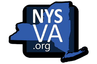 NYSVA New York State Vapors Association logo