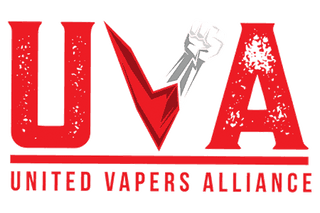 United Vapers Alliance logo