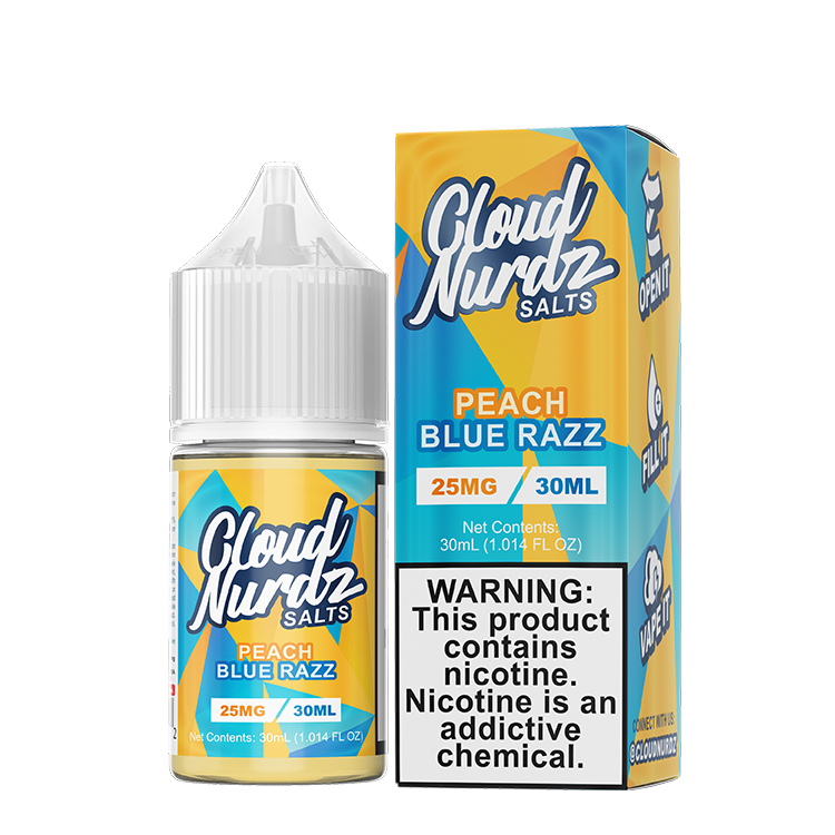 Peach Blue Razz Salts