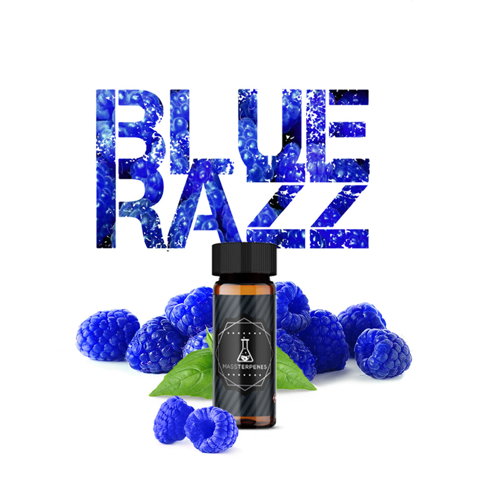 *New* Blue Razz Strain Terpenes