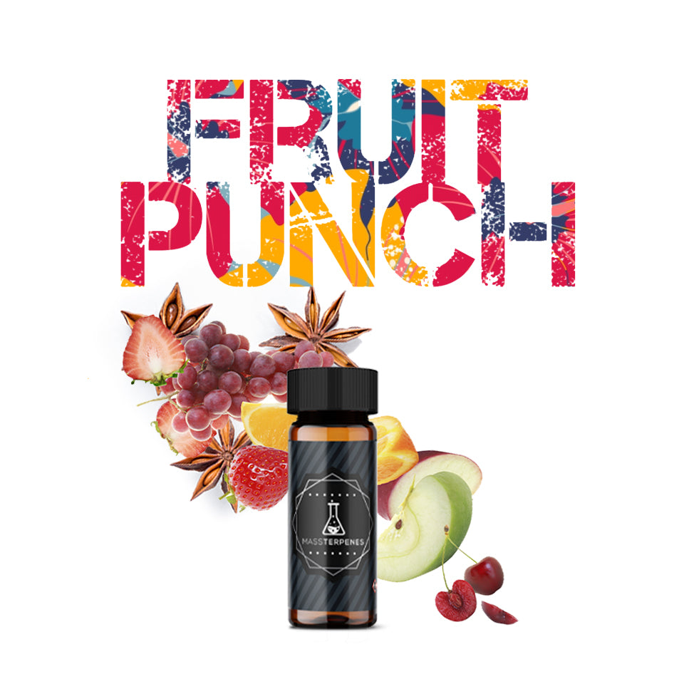 *New* Fruit Punch Hybrid Terpenes