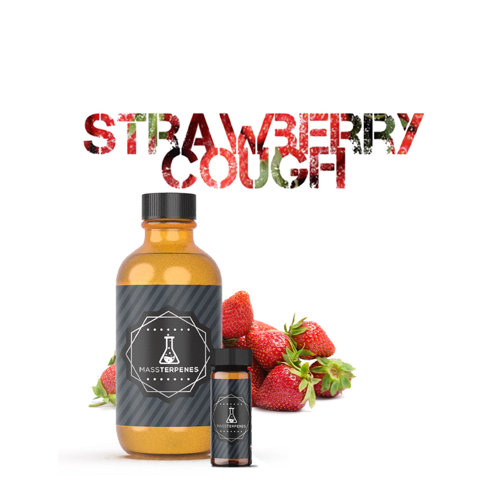 Strawberry AK Terpenes