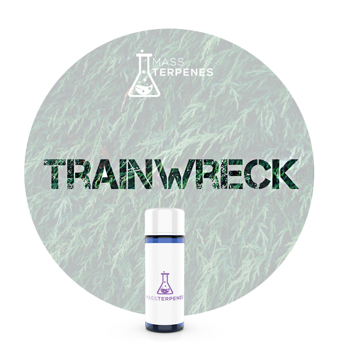 Trainwreck Terpenes - Trainwreck Strain Profile by Mass Terpenes