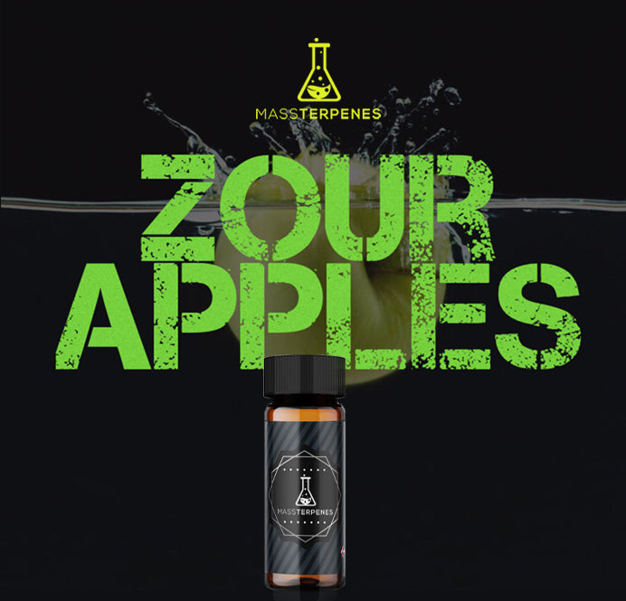 Zour Apples strain terpenes