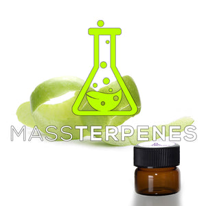 Mockup of Zour Apples strain terpenes