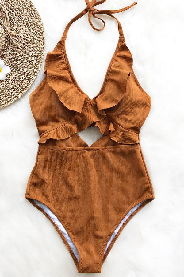 Stay With You Falbala One-piece Swimsuit