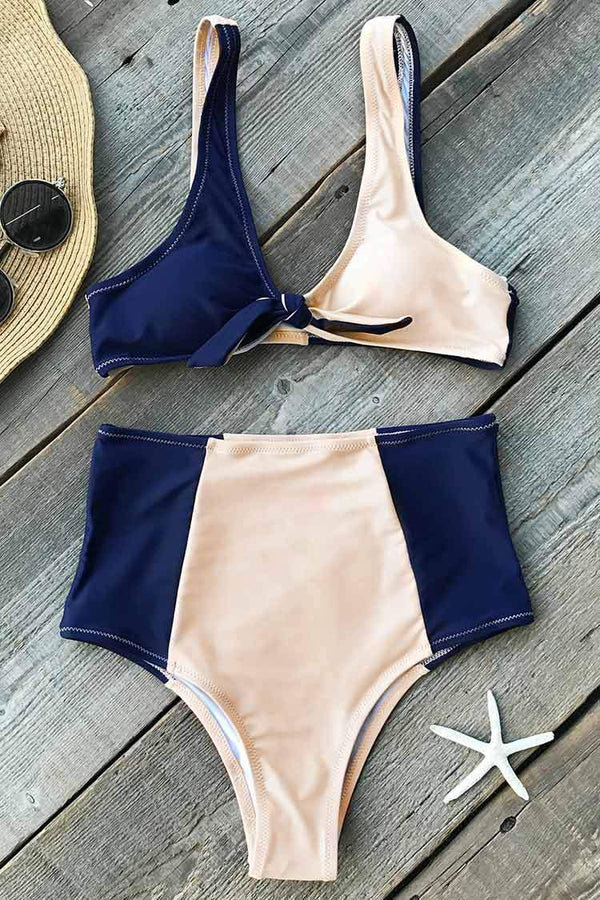 Lost In The Dream High-waisted Bikini Set