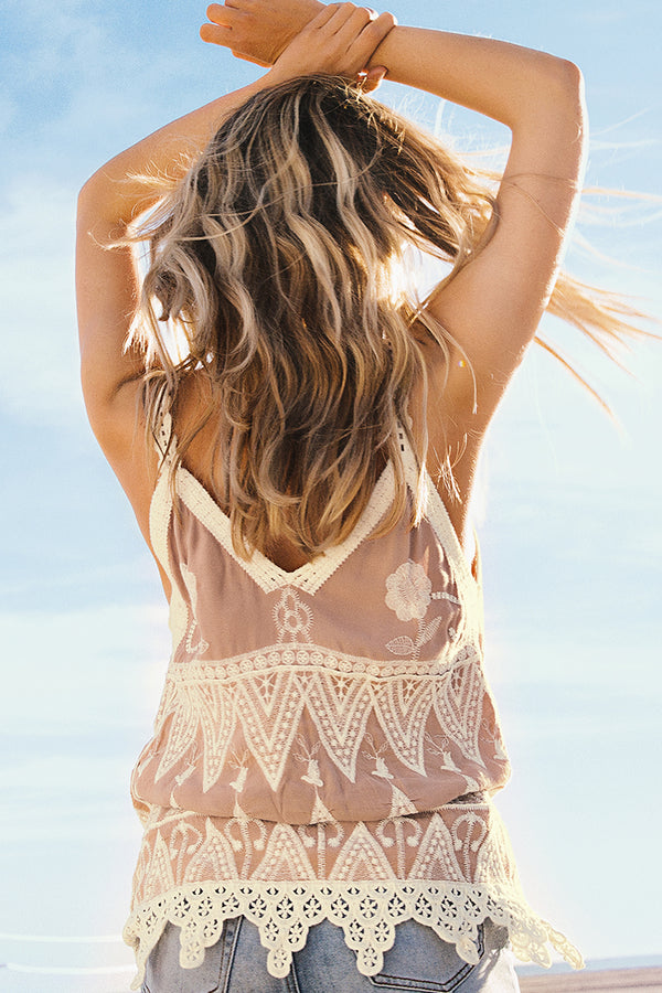 Sun Daze Camisole Cover Up