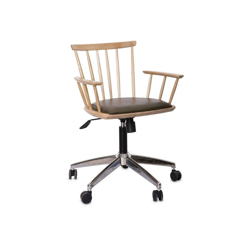 Carver Office Chair - Upholstered - Houtlander