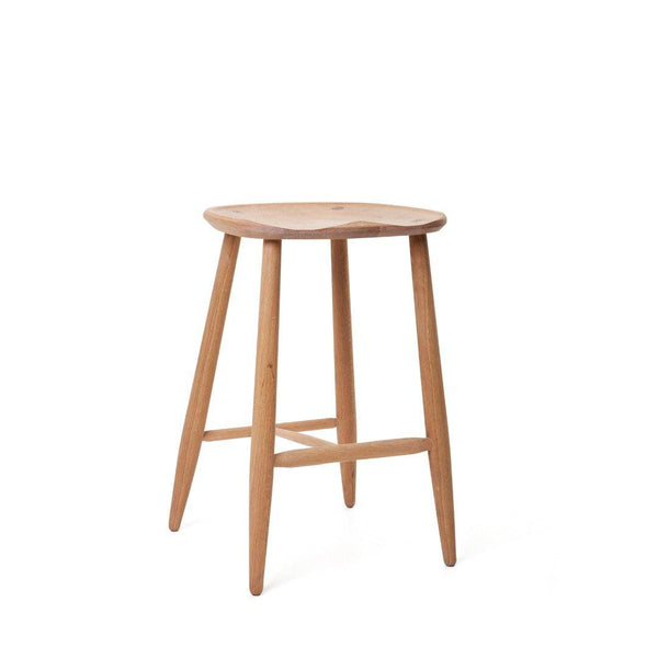Bar Stool — no backrest - Houtlander