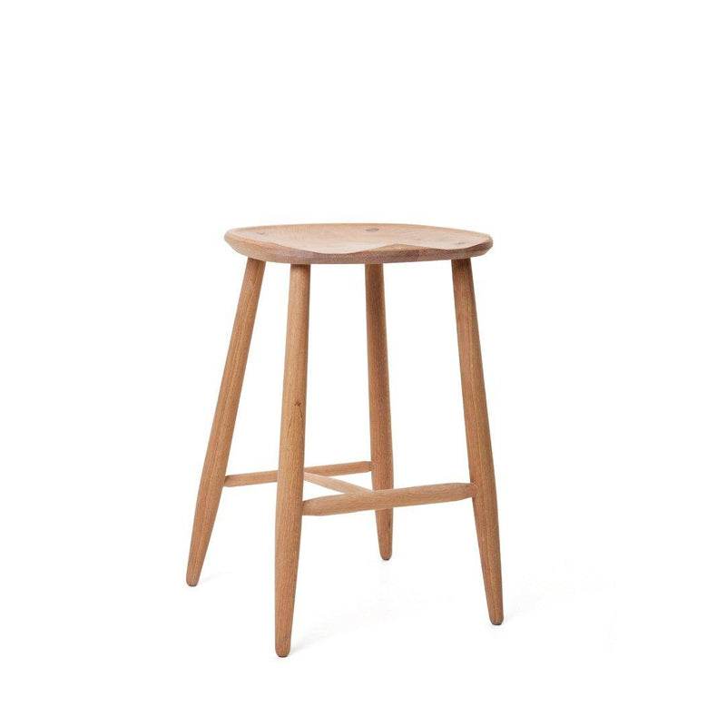 Nook Stool — no backrest - Houtlander
