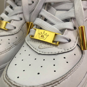 Gold Aglet/Dubrae Set