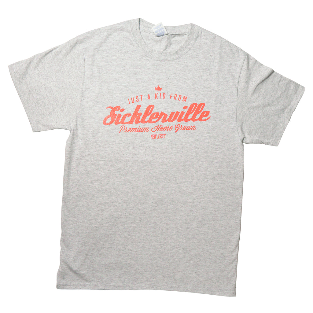 """Just a Kid from Sicklerville"" T-Shirt"
