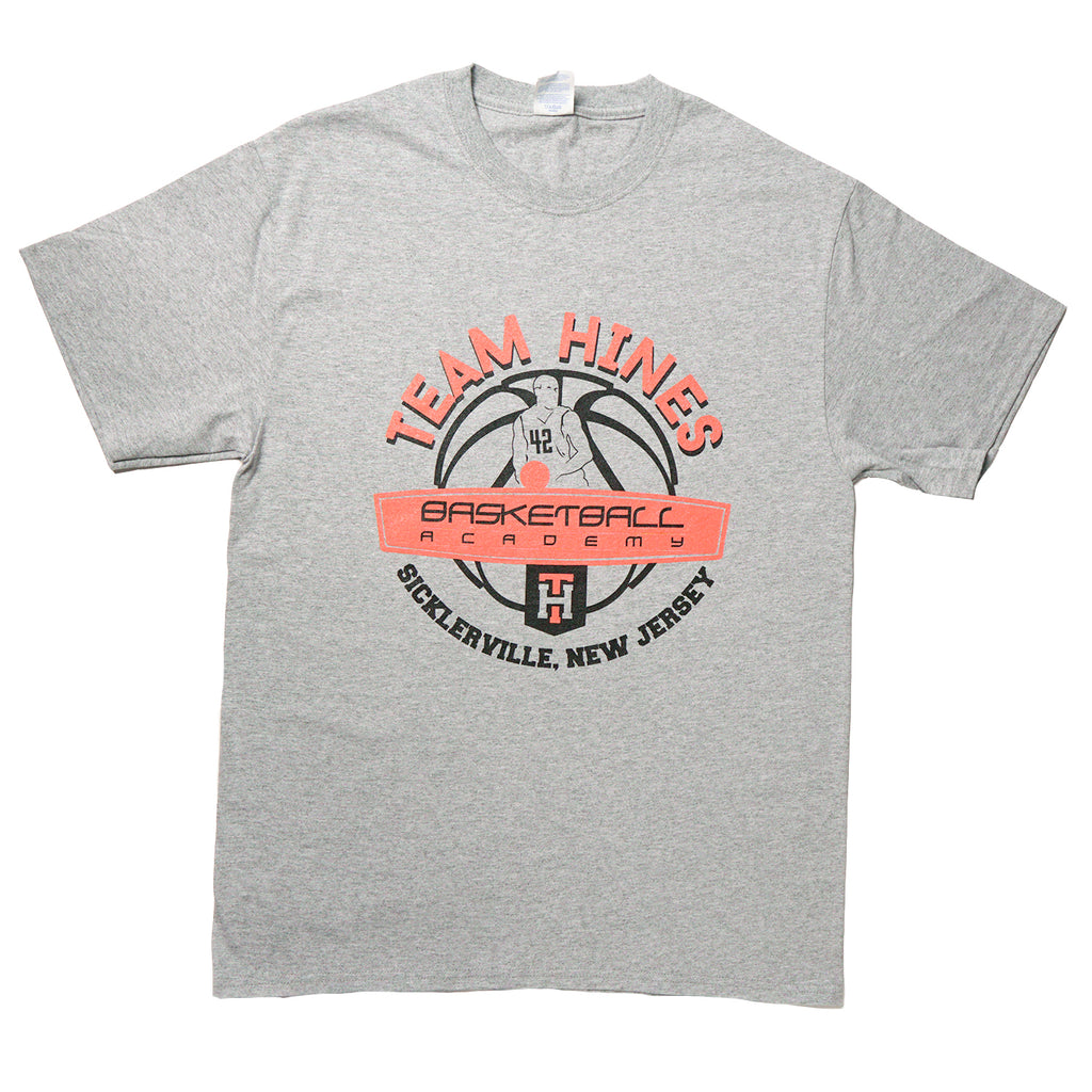 Team Hines Basketball Logo T-Shirt
