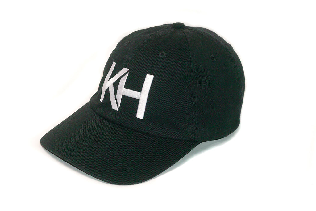 """KH"" Logo Dad Hat"