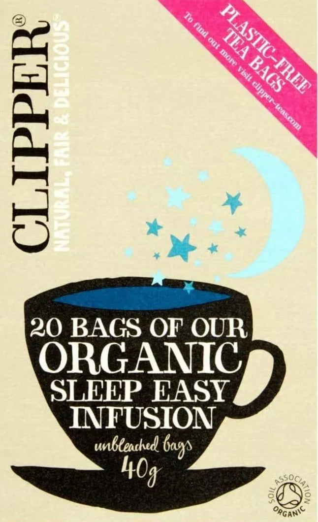 Clipper Sleep Easy Tea Bags 20's