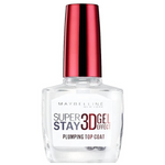 Vogue Esmalte de Unas Efecto Gel, color Rosa Simpatia, 14 ml