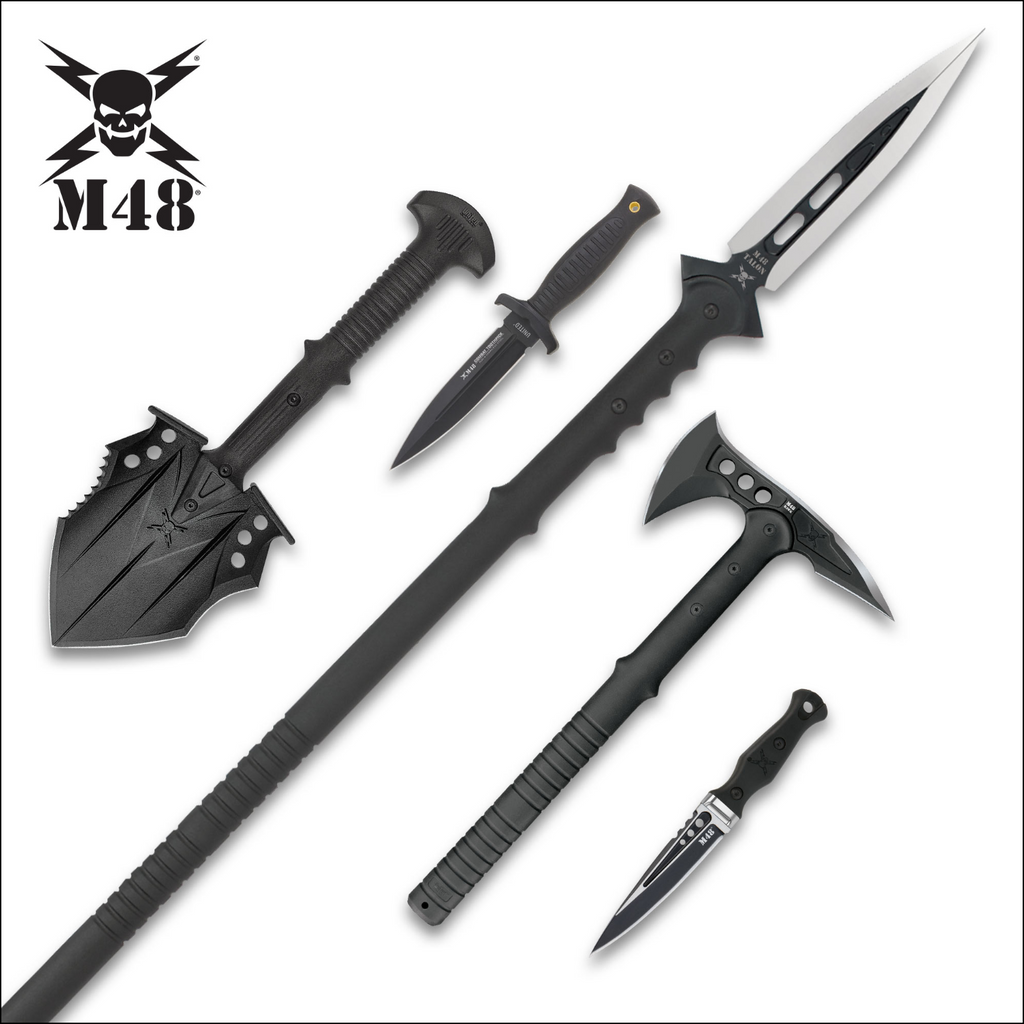 M48 Collector's Kit - Five-Piece Set