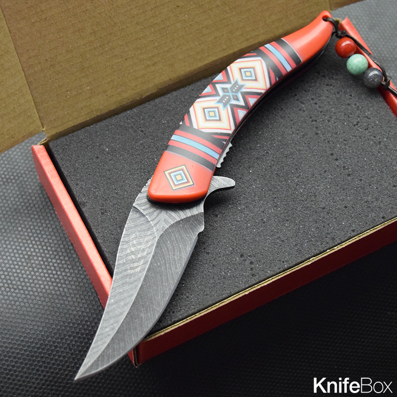 Southwest Pocket Knife - December KnifeBox