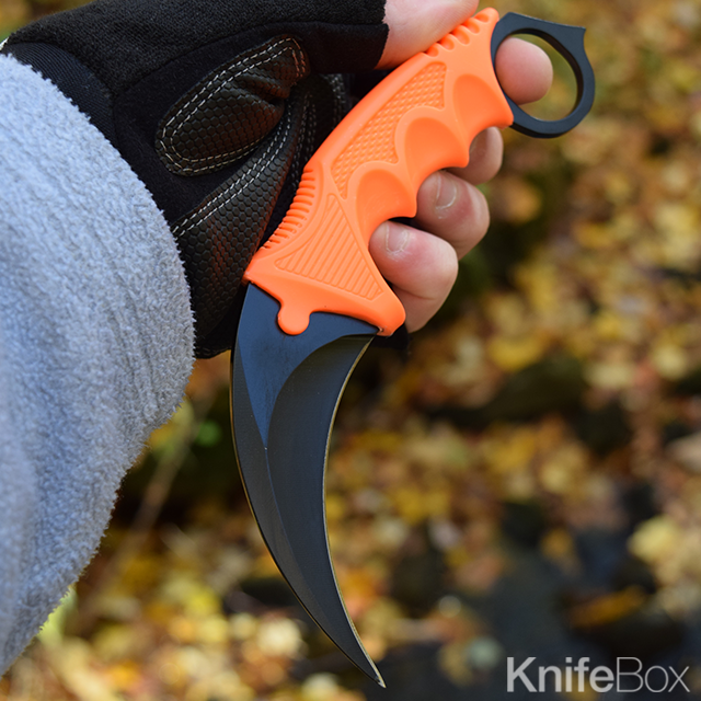Halloween Karambit - October Gamers KnifeBox 2016
