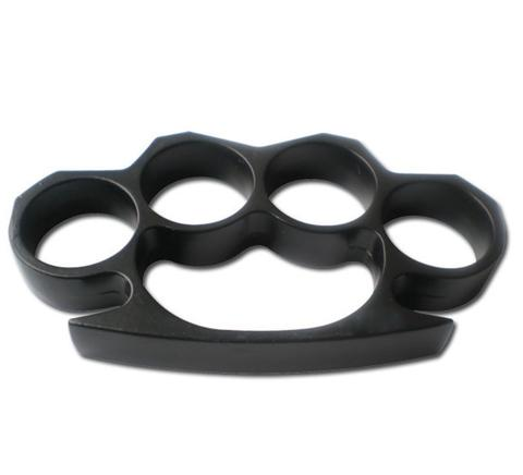 Black Brass Knuckles