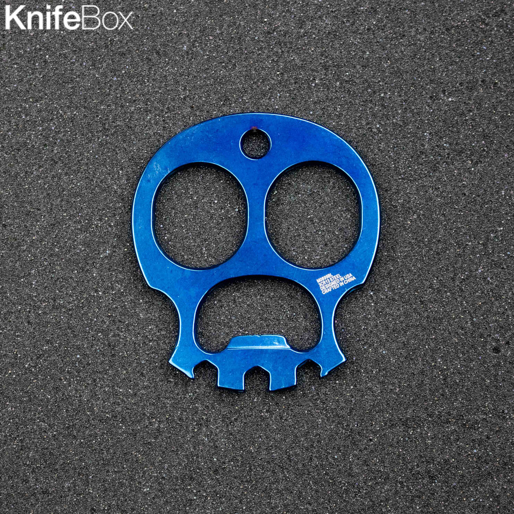 Skull Keychain Opener (Multiple Colors)
