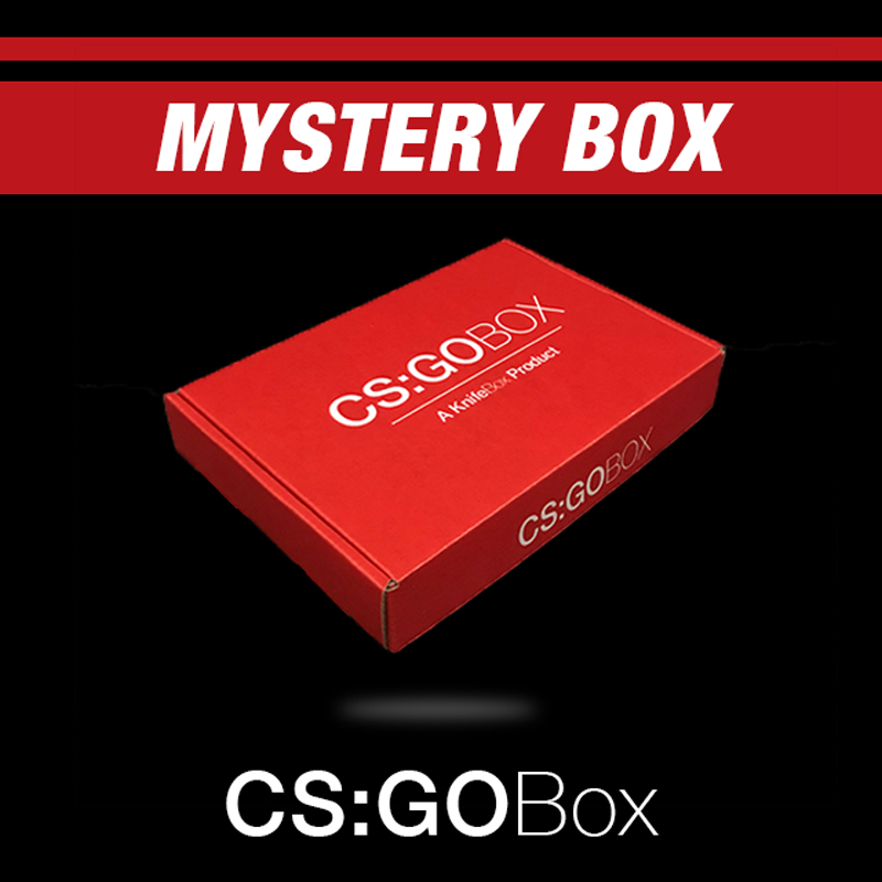 Mystery Gamers KnifeBox