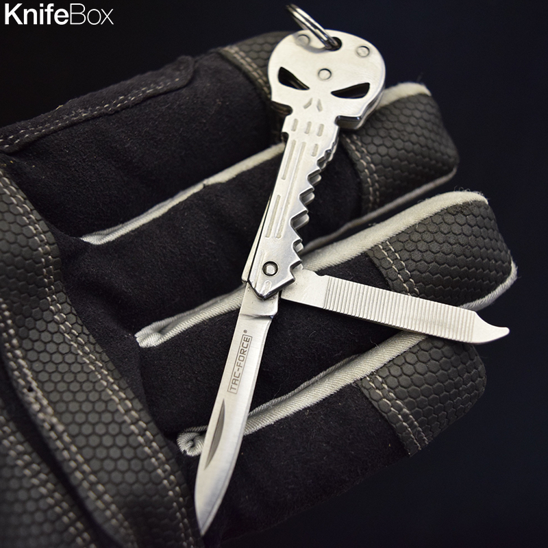 FREE Skull Key Knife (Multiple Colors)