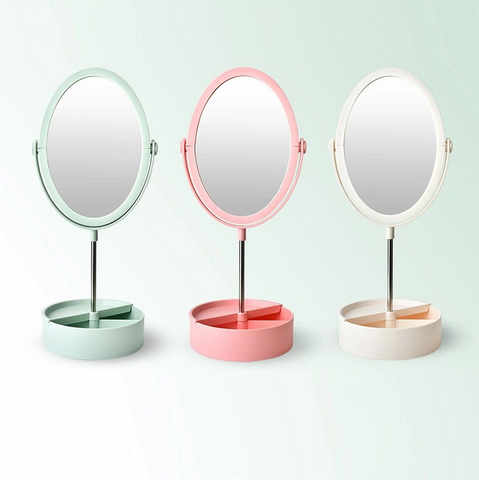 Make Up Mirror for 360° Rotate