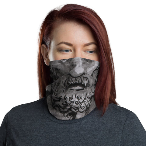 Radio atlas Neck Gaiter