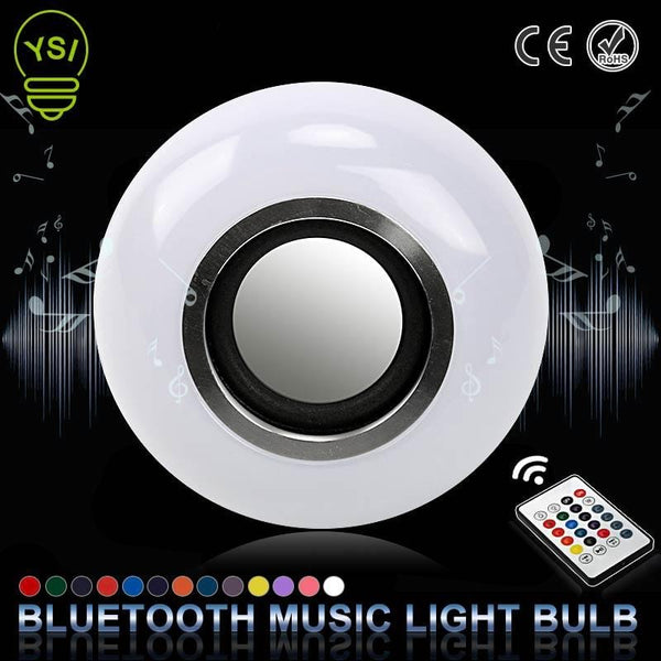 Ampoule LED bluetooth HAPPY NEW DEAL