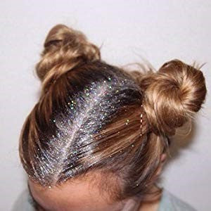 Whether you are a festival goer, stage performer or simply like to stand out from the crowd - unisex hair glitter