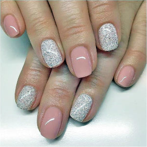 Enjoy GORGEOUS GLITZY NAILS!!  Be the envy of all your friends and have the sparkliest nails in town