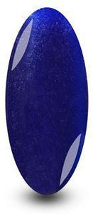 Royal Blue Gel Nail Polish by NYK1