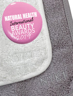NYK1 Bamboo Face Cloth - Pack of 2 Eco Friendly Make up Remover Clothes