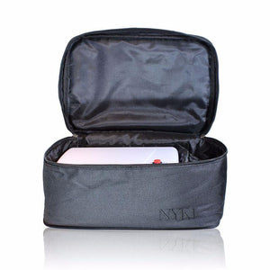 NYK1 Make Up Vanity Case Bag Pink Black
