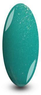 Nailac Envy Green Blue Gel Nail Polish