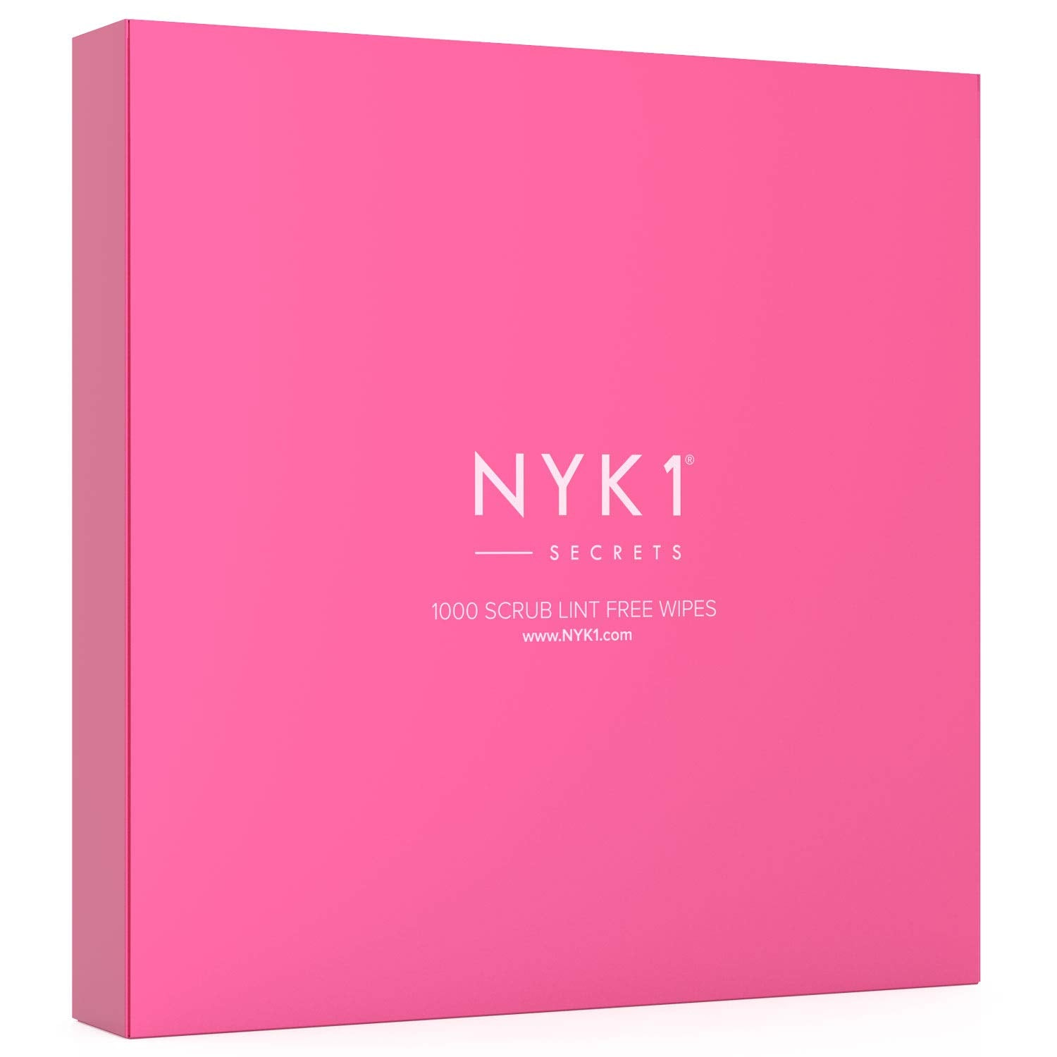 NYK1 Soft Cotton Lint Free Nail Wipes