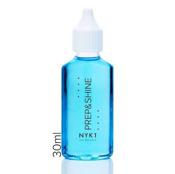 NYK1 Prep&Shine Professional Cleanser Sticky Residue Remover