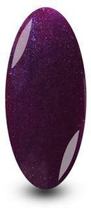 Purple Rock Gel Nail Polish by NYK1
