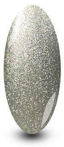Nailac Silver wow Glitter Sparkle Disco Ball Gel Nail Polish