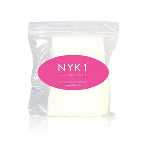NYK1 Soak Off Dishes x2 with Lint Free Wipes