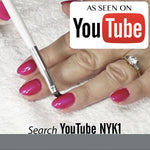 NYK1 YouTube channel shows how to apply gel nails