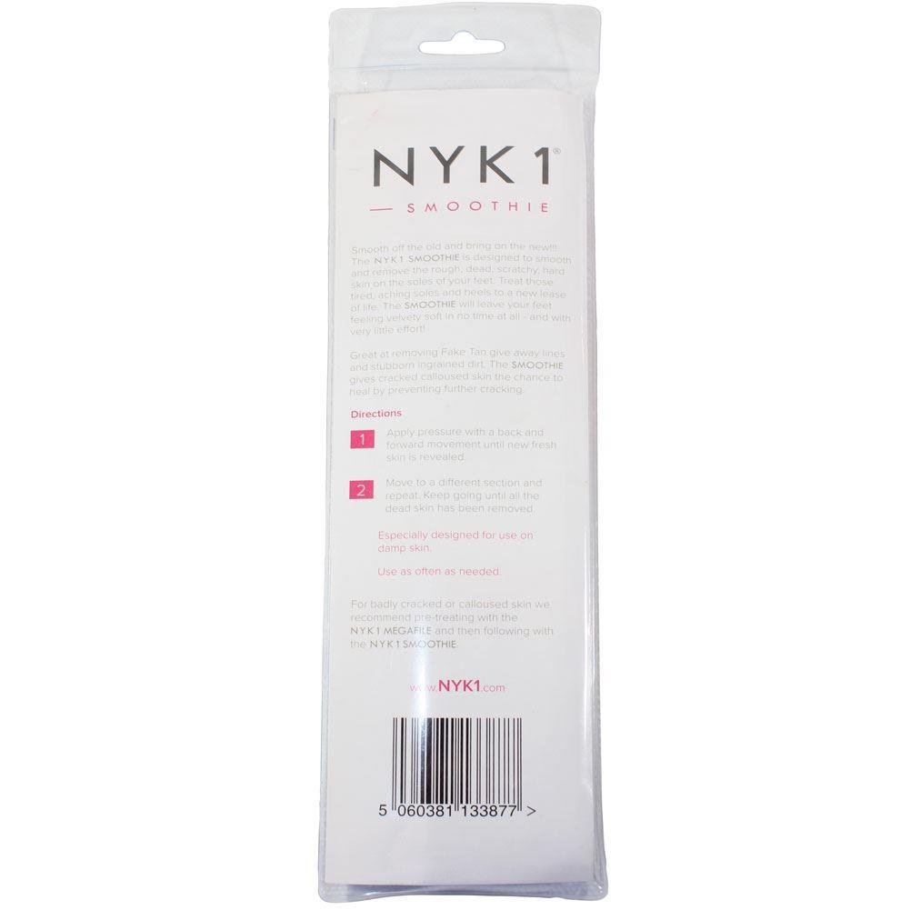 NYK1 Foot Smoothie for feet
