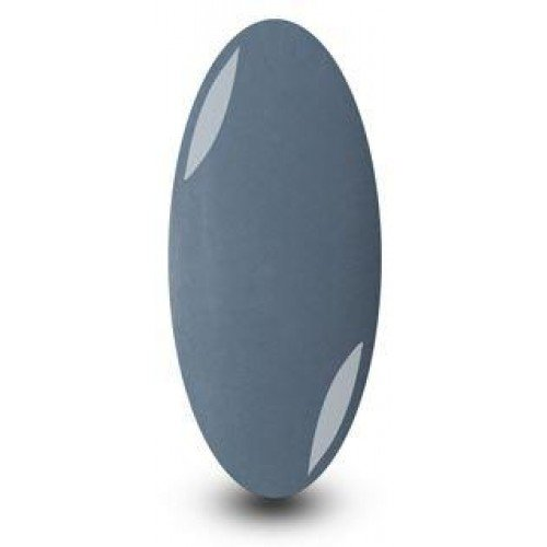 Pebble Grey Blue Stone Gel Nail Polish by NYK1