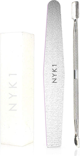 NYK1 Vital 2 PRO ADVANCED Nailac Gel and Acrylic Nail Accessory Pack